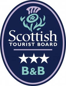 Scottish Tourist Board bed & breakfast 3star